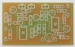 HI CUT FILTER / LPF PCB