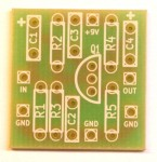 SCREAMING BIRD PCB