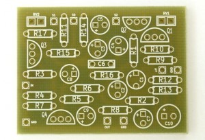 HEARTTHROB TREMOLO PCB