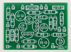 EP BOOSTER PCB