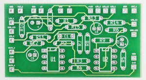 ABY BUFFERED PCB